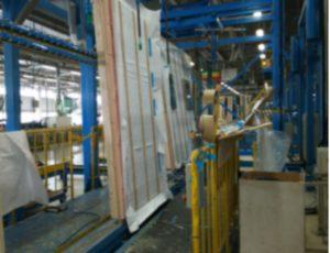 大型パネル量産機写真2